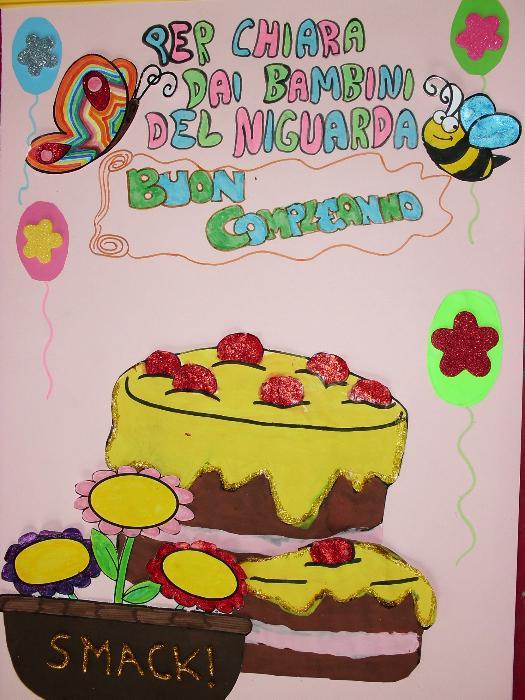 Popolare Soave Kids - Il compleanno di Chiara di Milano GL51