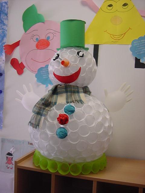 Etwinning l inverno scuola infanzia latina segni di segni for Addobbi inverno scuola infanzia